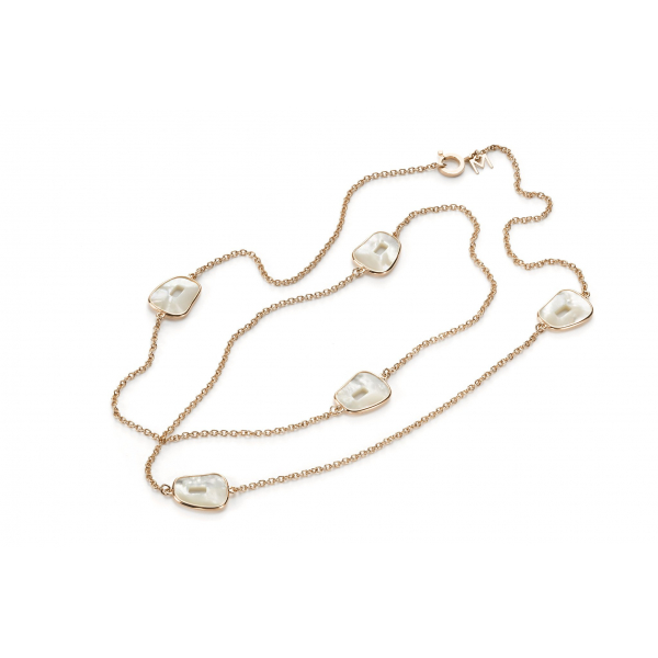 Long Puzzle Necklace by Mattioli