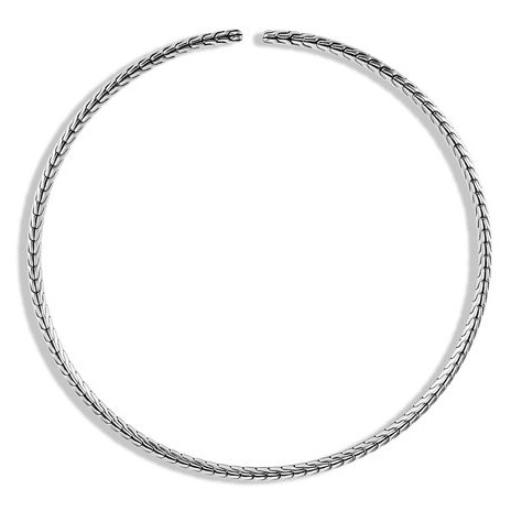Classic Chain Choker Necklace by John Hardy